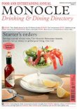 Monocle Drinking and Dining Guide
